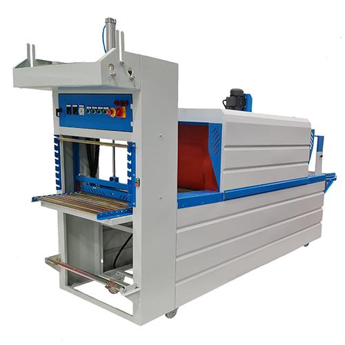K1PE-S Serisi Yarı Otomatik Shrink Ambalaj Makinesi 2