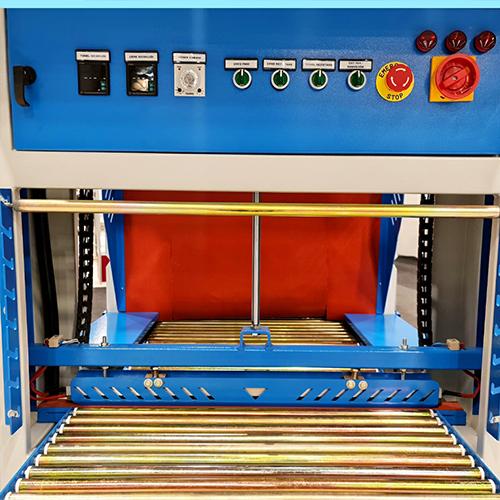 K1PE-S Serisi Yarı Otomatik Shrink Ambalaj Makinesi