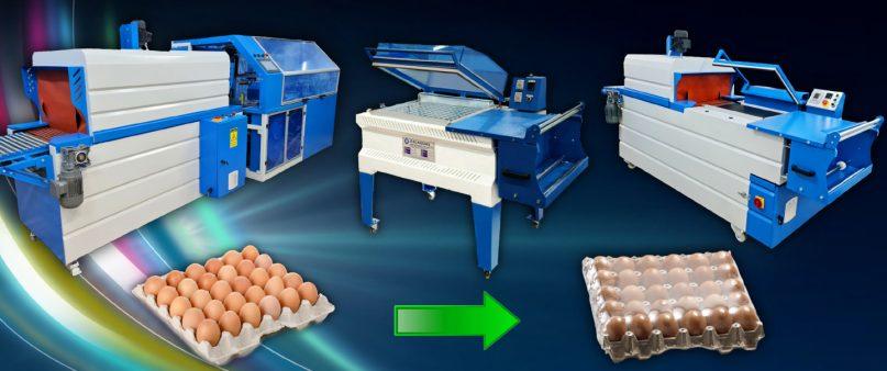Yumurta Paketleme Makinesi